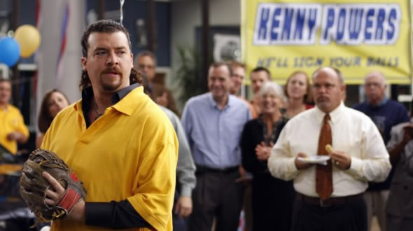 Kenny Powers Brother Danny Mcbride as Kenny Powers