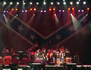 Kid Rock Confederate Flag