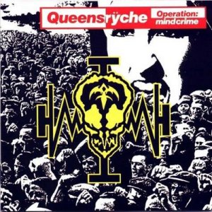 Queensryche, Operation:Mindcrime album cover