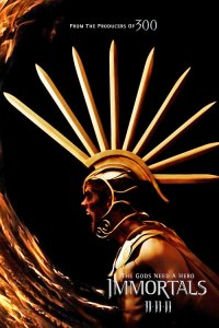 Immortals poster - Ares