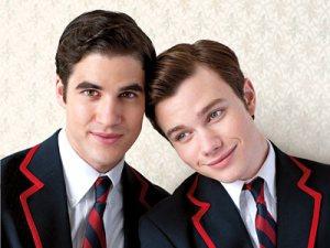 Blaine and Kurt