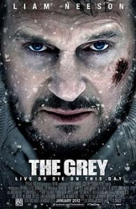 The Grey - poster
