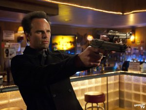 Boyd Crowder from FX's Justified