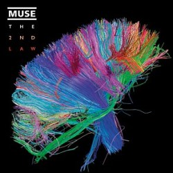 Muse, The 2nd Law, album art