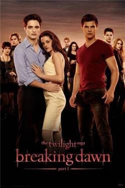 Breaking Dawn, Part 1 poster