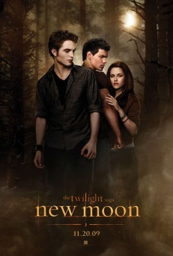 Twilight: New Moon poster
