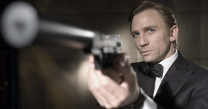 Nice to see you again, Commander Bond.