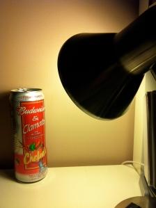 Budweiser & Clamato Chelada