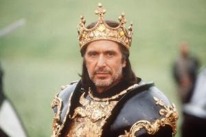 I'm out of order? YOU'RE out of order! This whole interpretation of Richard III is out of order!